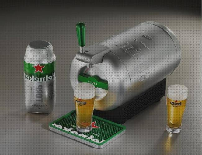 Review de heineken dispensador de cerveza heineken de barril