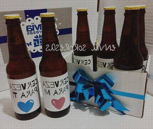 Review de cervezas kit cervezas personalizable