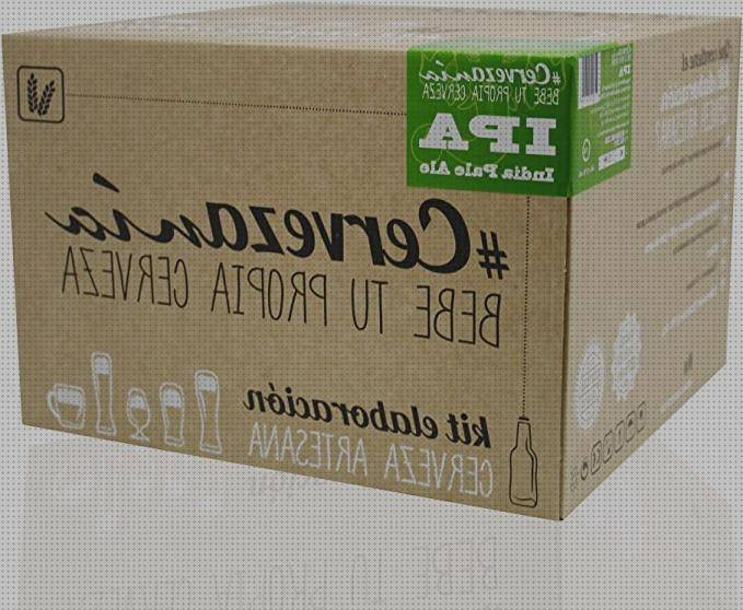 Review de kit kit deluxe cerveza artesana