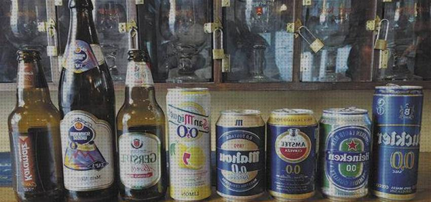 TOP 8 Barriles Cervezas Sin Limon